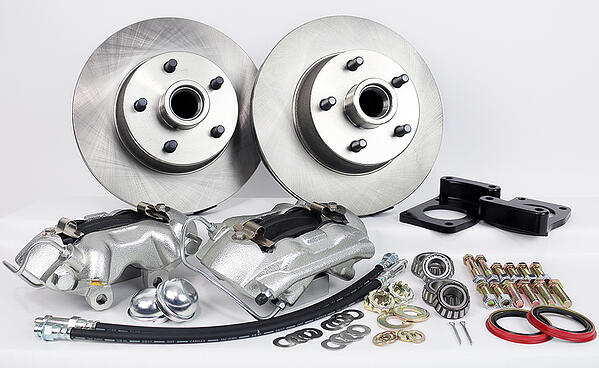 Front Disc Brake Conversion Kit