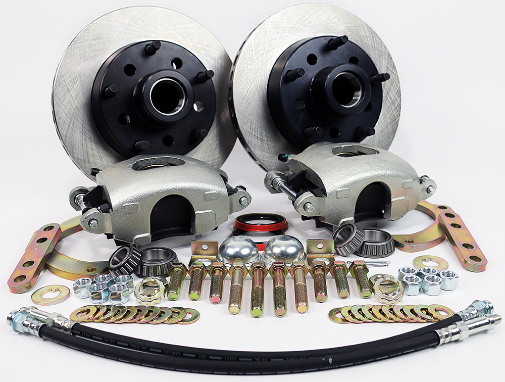 1965-1972 Ford F-100 Disc Brake Conversions Kits for Front