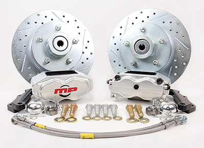Rallye Series disc brake conversion kit