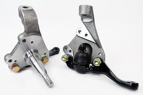 Rallye Series Disc Brake Conversion Kit.