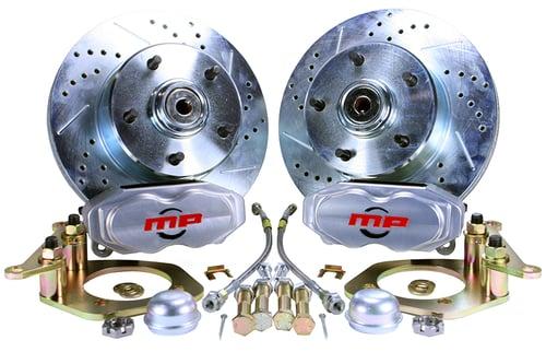 Disc Brake Set Up