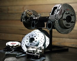 Drum to Disc Brake Conversion Kits for 65-72 Ford F100 Trucks