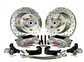 1970 Challenger Front Disc Brake Conversion Kit - Rallye Series