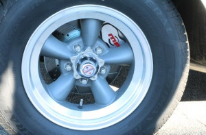 62 imapla front brakes post install