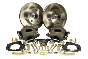 Disc Brake Conversion Kit GM A, F and X Bodies