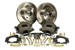 Disc Brake Conversion Kit GM A, F and X Bodies