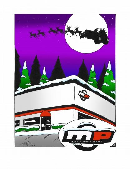 MPB christmas card