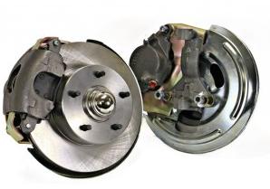 chevelle legend series front disc brake conversion kit