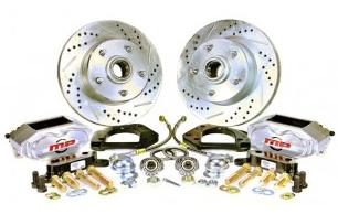 chevelle rallye series front disc brake conversion kit