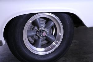 impala rear brakes before
