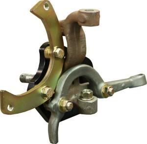 improved caliper mounting bracket drum brakes