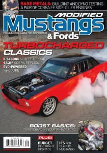 Setember 2012 Modified Mustangs