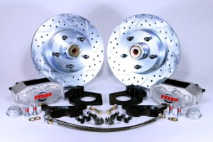 Brake Upgrade Kits for Mustangs with 15 inch Wheels