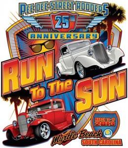 Run to the sun promo logo
