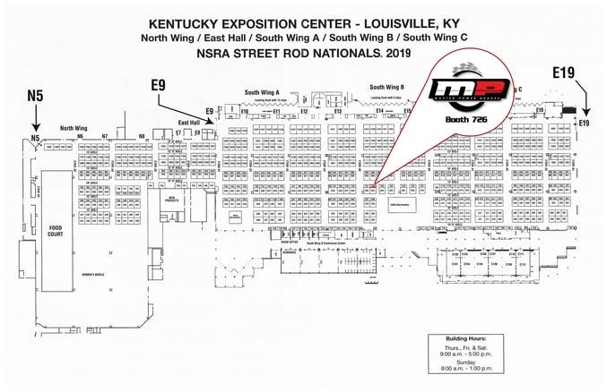 Louisville Map 2019
