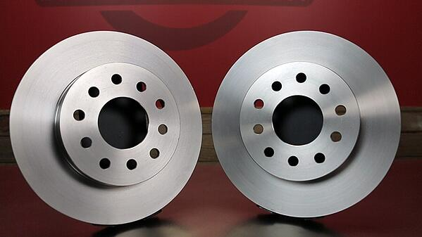 New Rear Kits Rotors