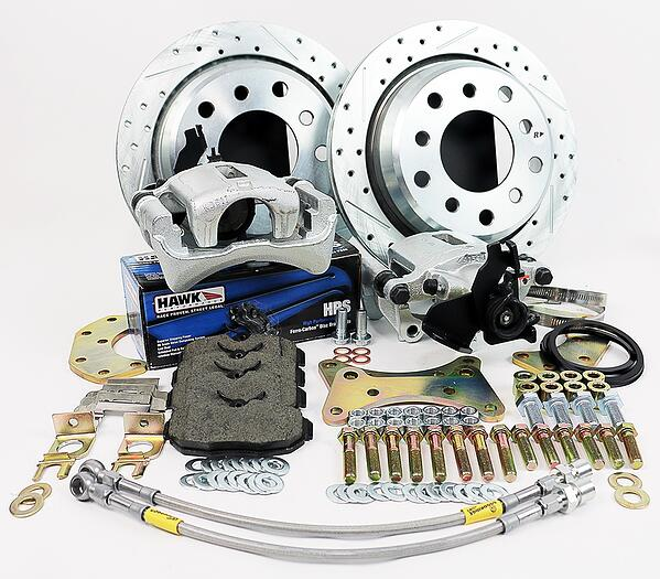 Performance Rear GM Kit