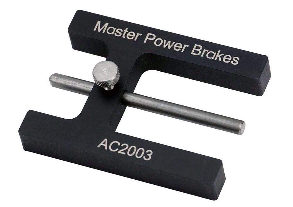 depth gauge master power brakes