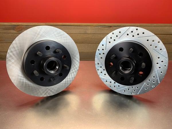 Rotors Front