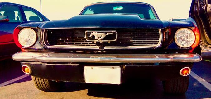 Mustang, Ford mustang, good looking mustang, master power brakes
