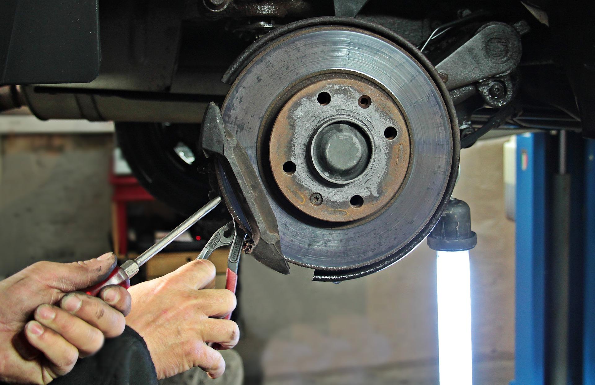 hard brake pedal