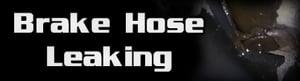 hose leak