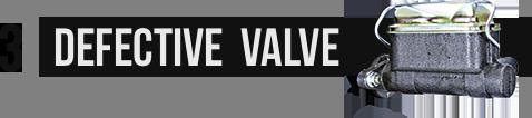 valve, brake booster valce, check valve
